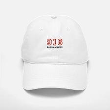916 Baseball Baseball Cap