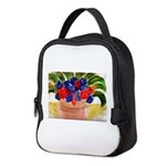 Flowers in Pot Neoprene Lunch Bag