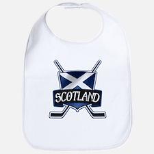 Scottish Scotland Ice Hockey Shield Bib