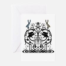 Absynthe Greeting Cards (Pk of 10)