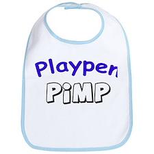 """""""Playpen Pimp"""" Bib"""