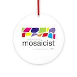 Extraordinary Mosaicist Ornament