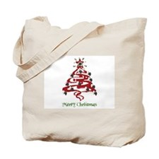 Actors' Christmas Tree Tote Bag