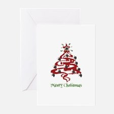 Actors' Christmas Tree Greeting Cards (Pk of 10)