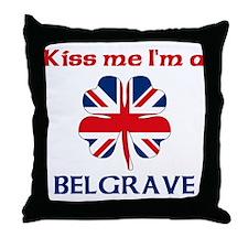 Belgrave Family Throw Pillow