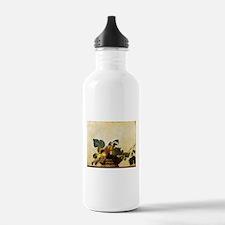 Caravaggios Basket of Fruit Water Bottle