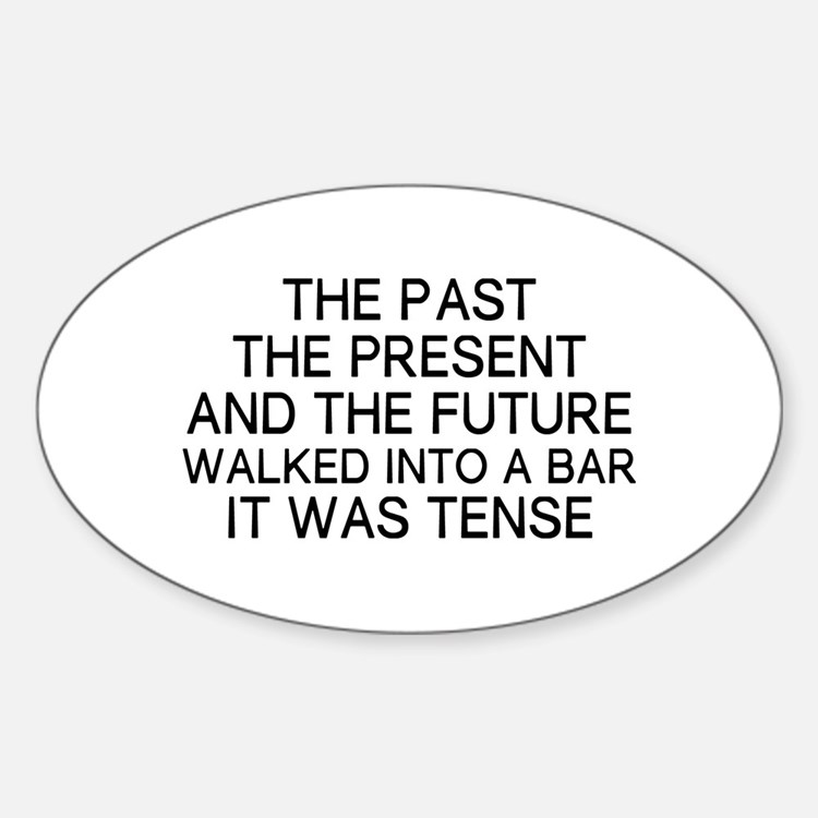 The Past Decal