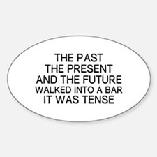 The Past Stickers