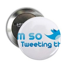 """Twitter humor 2.25"""" Button"""