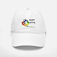 Artist in Training Baseball Baseball Cap
