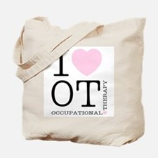 I Heart OT - Tote Bag