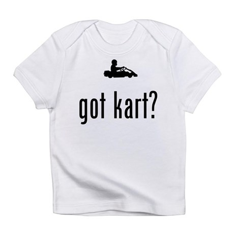 Go-Karting Infant T-Shirt