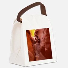 The Lower Antelope Slot Canyon Canvas Lunch Bag