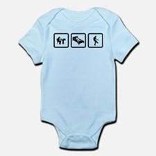 Footbag Infant Bodysuit