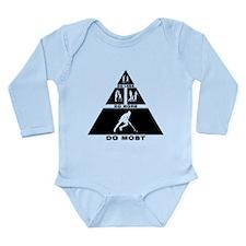 Field Hockey Long Sleeve Infant Bodysuit