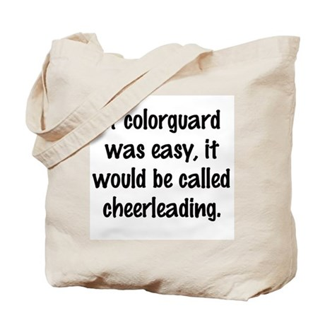 If it were easy, it'd be cheerleading Tote Bag