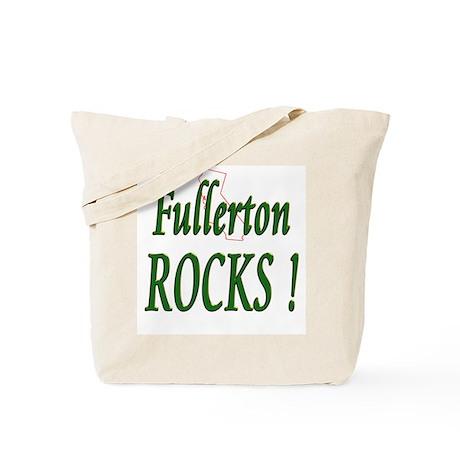 Fullerton Rocks ! Tote Bag