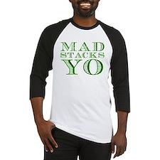 Mad Stacks Yo - Breaking Bad Baseball Jersey