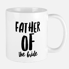 Wedding Party- Father of the Bride Mugs