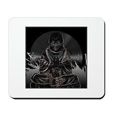 Buddha Vinyl Mousepad