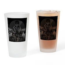 Buddha Vinyl Drinking Glass