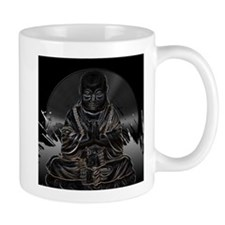 Buddha Vinyl Mug