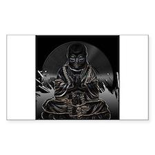 Buddha Vinyl Decal