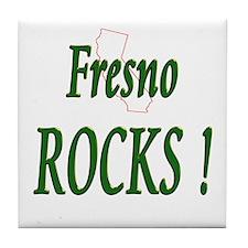 Fresno Rocks ! Tile Coaster