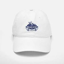 Ullr Fest Mountains Blue Baseball Baseball Cap