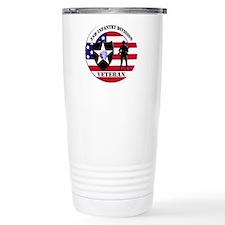 2nd Infantry Division Veteran Travel Mug