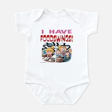FOODSWINGS Infant Bodysuit