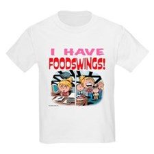 FOODSWINGS Kids T-Shirt
