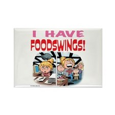 FOODSWINGS Rectangle Magnet