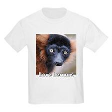 Love Lemurs T-Shirt