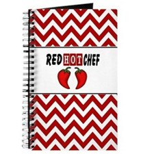 Red Hot Chef Journal