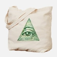 ALL Seeing EYE X.psd Tote Bag