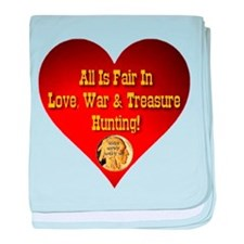 All Is Fair In Love, War & Treasure Hunting baby b