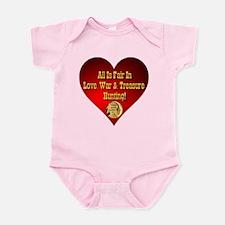 All Is Fair In Love, War & Treasure Hunting Infant