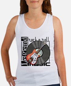 Vintage Guitar Women's Tank Top