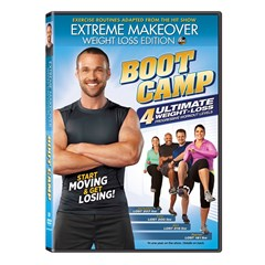 Extreme Makeover  Weight Loss Edition: Body Boot Camp