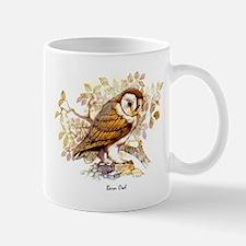 Barn Owl Peter Bere Design Mug