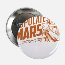 """Available To Populate Mars (Man) 2.25"""" Button"""