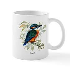 Kingfisher Peter Bere Design Mug