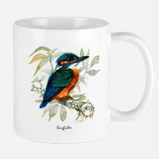 Kingfisher Peter Bere Design Small Small Mug