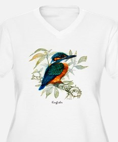 Kingfisher Peter Bere Design T-Shirt