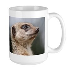 Meerkat Searching the Skies Mug