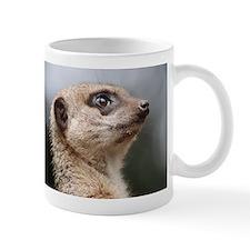 Meerkat Searching the Skies Mug