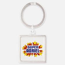 Adriel the Super Hero Keychains