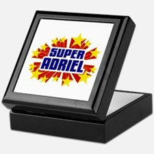 Adriel the Super Hero Keepsake Box