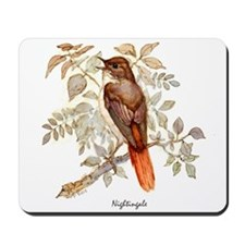 Nightingale Peter Bere Design Mousepad
